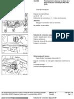 RA Rem Placement Du Faisceau de câbles de La Boîte de Vitesses que (A4S 270R