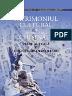 Patrimoniul Cultural Chisinau