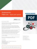 Heidelberg Special Offer - Pamex 2011