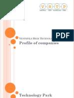 Profile of VHTP Companies