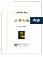 Investing in Gold Everything You Should Know
