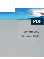 Dev Force 2010 Developers Guide