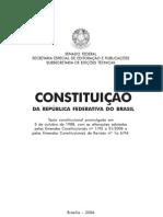 Senado Federal - Constituicão Da República