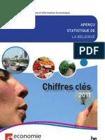 La Belgique - Chiffres Clés 2011