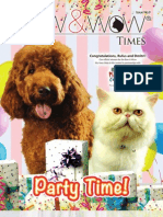 Bow & Wow Times - Issue#9