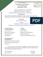 PhD Viva Invitation-N.purushothaman