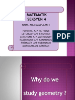 "1.0 KONSEP GEOMETRI ""BENTUK DAN RUANG""_Why Do We Study Geometry_1"