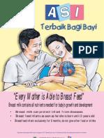 Poster Kesehatan Bayi Baru Lahir