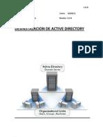Desinstalacion de Active Directory