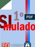 SIMULADO OAB 1º Fase  2011.2