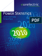 Eurelectric Power Stats 2010 Synopsis