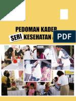 Buku Kader Seri Kesehatan Anak