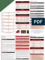 Dragon Age Game Master's Kit - Reference Tables v1.2