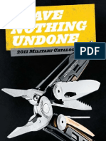 2011 LeatherMan Military Catalog