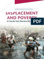 Report 2011 Displacement and Poverty in South East Burma/ Myanmar- Idp En