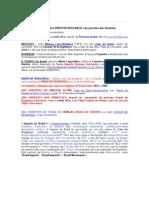 NOM - DINASTIAS - FAMÍLIA REAL BRAGANÇA, BRASIL - PATENTESCO COM OS INGLESES - Tratado de Windsor