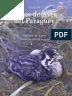 NIDOS DE AVES DEL PARAGUAY - MARTIN R. DE LA PEÑA - PortalGuarani