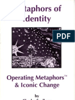 Charles Faulkner - Metaphors of Identity Booklet