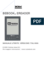 Manuale BeBook It