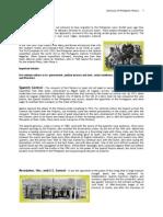 Philippine History Summary