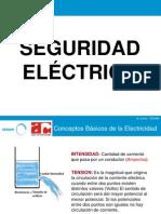 3. Seguridad Electrica