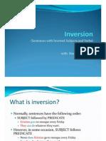Lecture Inversion 1