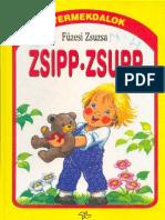 Füzesi Zsuzsa - Zsipp-zsupp