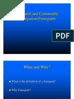 Fumigaiton PDF