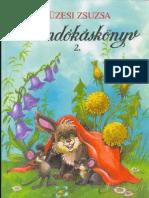 Füzesi Zsuzsa Mondókáskönyv 2