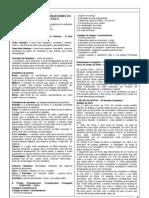 RESUMO DAS LEITURAS OBRIGATÓRIAS DO PRISE/PROSEL/PSS'S - 1ª e 2ª fase UFPA