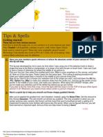 (eBook - PDF) Photoshop Tips & Spells