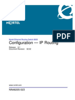 NN46205-523 02.02 Configuration IP Routing