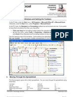 Begin Excel 2002