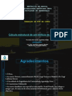 Cálculo estrutural de um edifício de cinco pisos1
