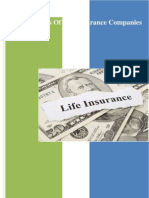 Ratio Analysis of Life Insurance Companies in Bangladesh