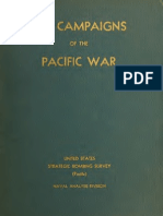 USSBS Report 73, Campaigns of the Pacific War
