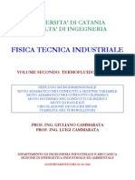 Fisica Tecnica Vol 2 - Termofluidodinamica e Fluidi Bifase