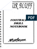 Flour Bluff Football Drill Book