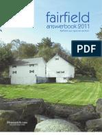 Fairfield Answerbook 2011 | Hersam Acorn Newspapers
