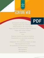 L' Ecriture Web