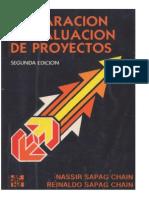 Sapag Nasir - Preparacion Y Evaluacion de Proyectos