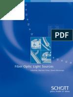 Fiber Optic Light Sources e 1003