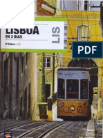 Lisboa en 2 Dias - El Viajero City - Libro 5 - By Elmonta