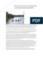 Sentencia histórica de la Corte Constitucional de Guatemala
