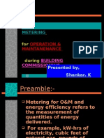 Ppt- Metering in Building Commissioning