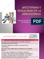 Educacion Afectivo Sexual