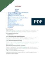 Normas para fibra óptica