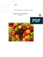 PRINCIPIOS DE LA CIENCIA DE LA NUTRICIÓN