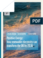 Britain Energy Report 2030 WWF - Oct 2011