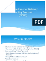03 - Enhanced Interior Gateway Routing Protocol